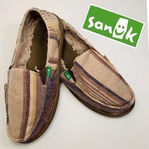 Sanuk | Cali Chill Fleeced Lined Sidewalk Surfer